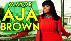 Mayor Brown