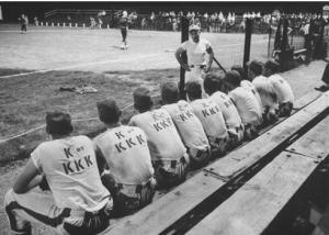 kkk baseball