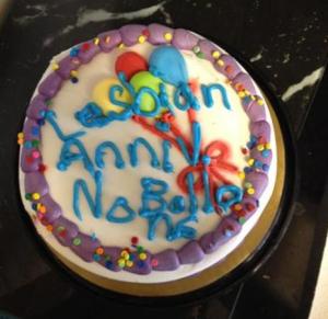 lesbian cake
